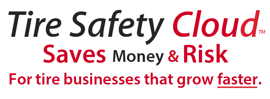 Tire Safety Cloud Logo